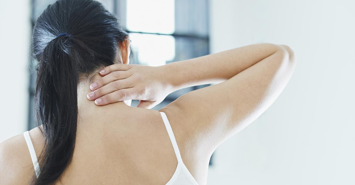 New Carrollton chiropractic neck pain treatment